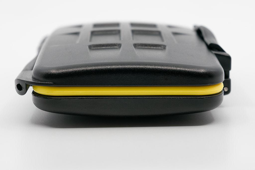 Deyard 防水SDメモリーカードケースの防水シリコーンゴム
