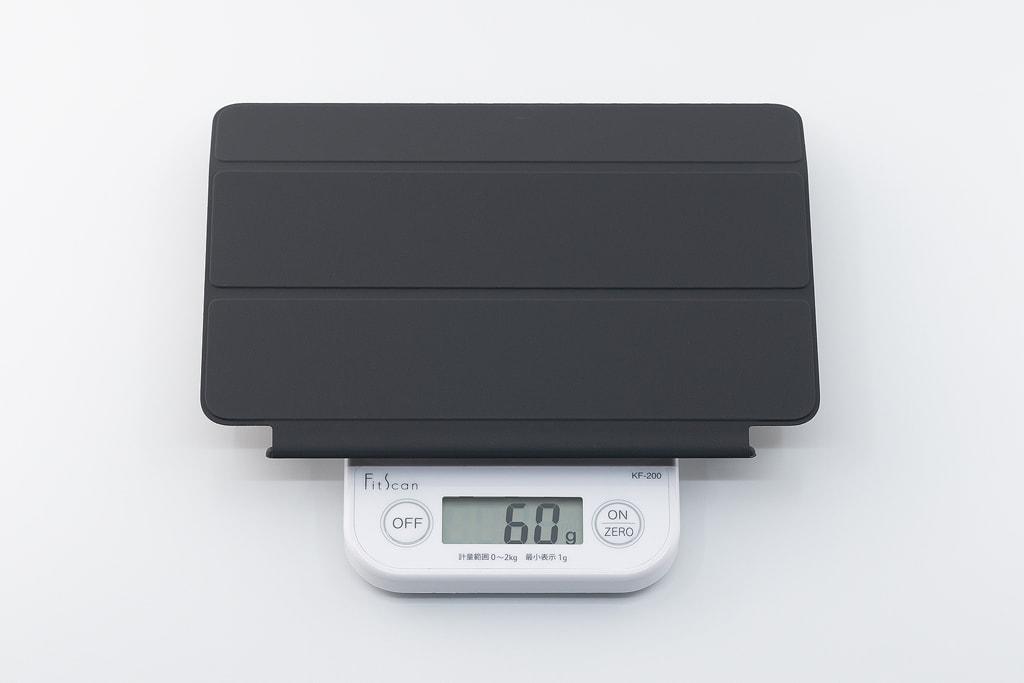 iPad mini Smart Cover 重量実測